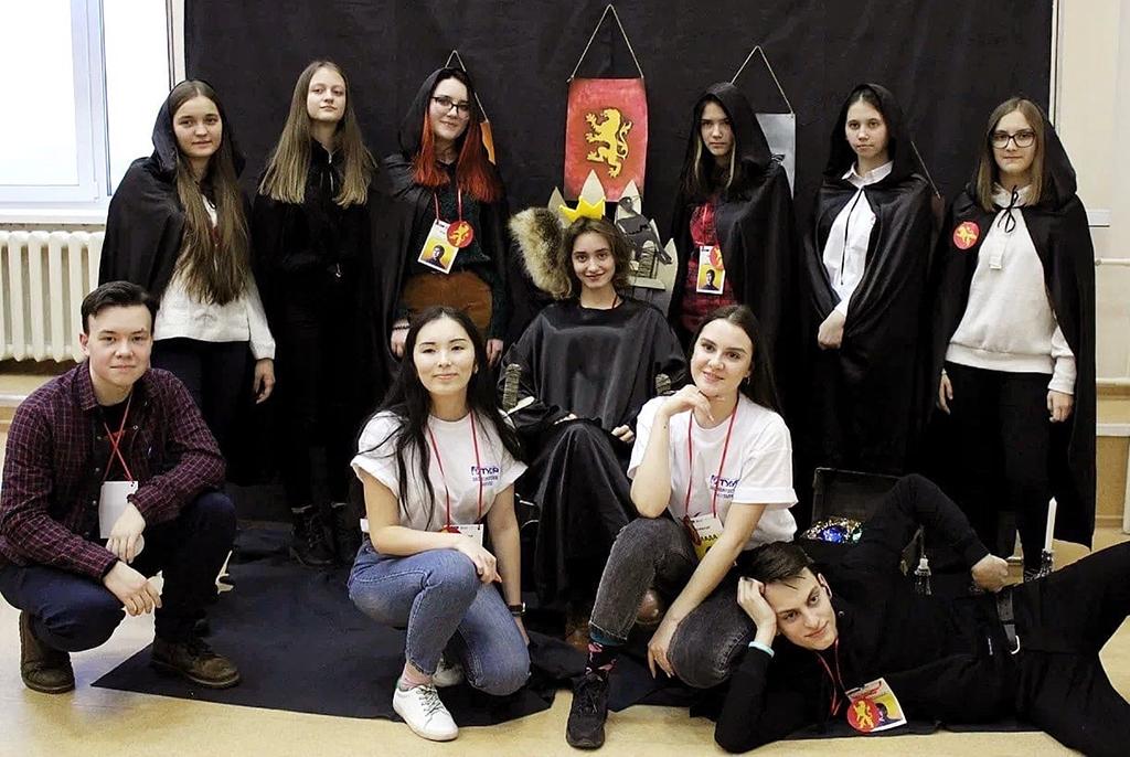 Школа менеджмента для школьников прошла в ТУСУРе в восьмой раз