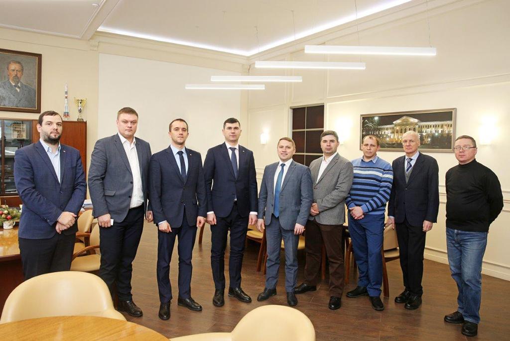Концерн «Калашников» заинтересовался разработками ТУСУРа