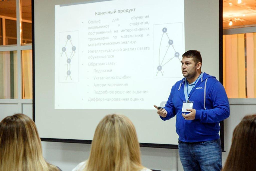 Сотрудник ТУСУРа участвует в полуфинале конкурса «Лидеры России»
