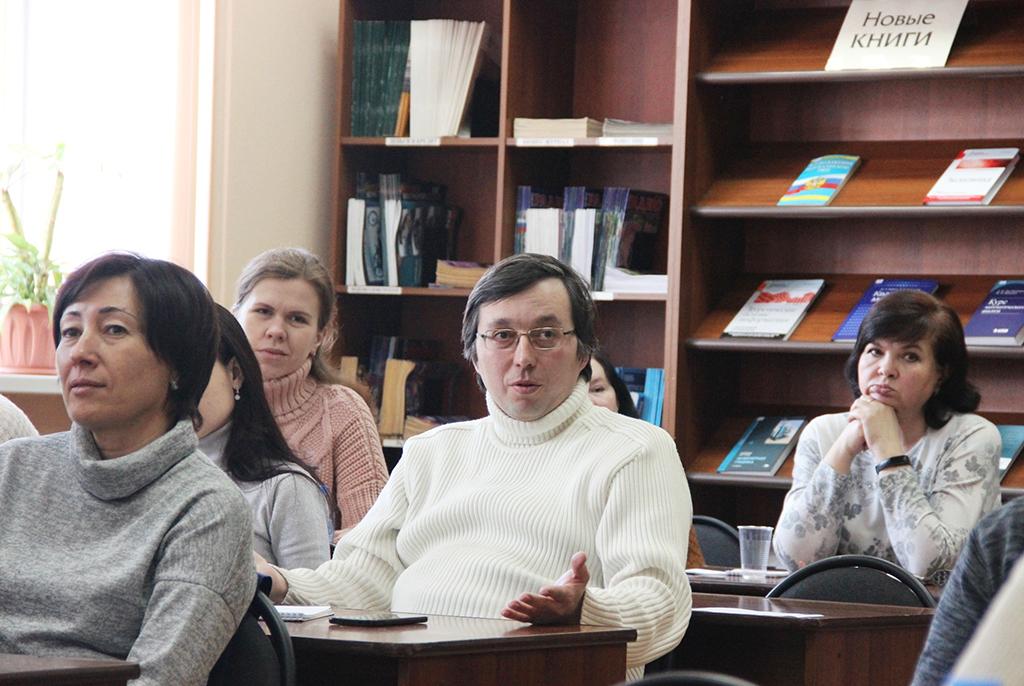 Сотрудники томских библиотек обсудили в ТУСУРе современные методы работы