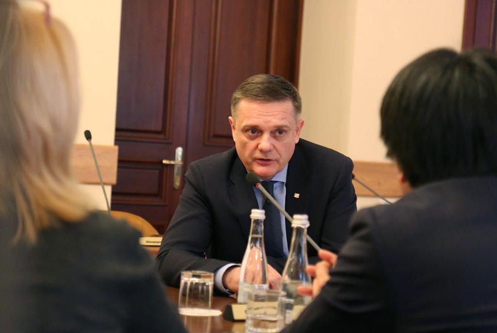 В ТУСУРе обсудили сотрудничество с РОТОБО – Японской ассоциацией по торговле с Россией и новыми независимыми государствами