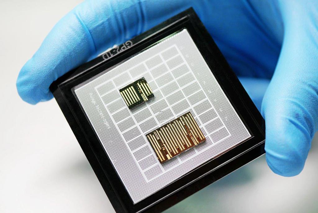 В НОЦ «Нанотехнологии» ТУСУРа разработали электрооптический модулятор Маха-Цендера на основе фосфида индия