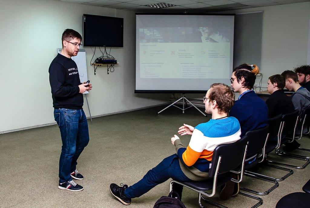 В Точке кипения ТУСУРа рассказали, как подготовить успешную презентацию для инвестора
