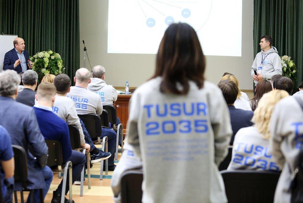 ТУСУР – 2035: стратегия развития