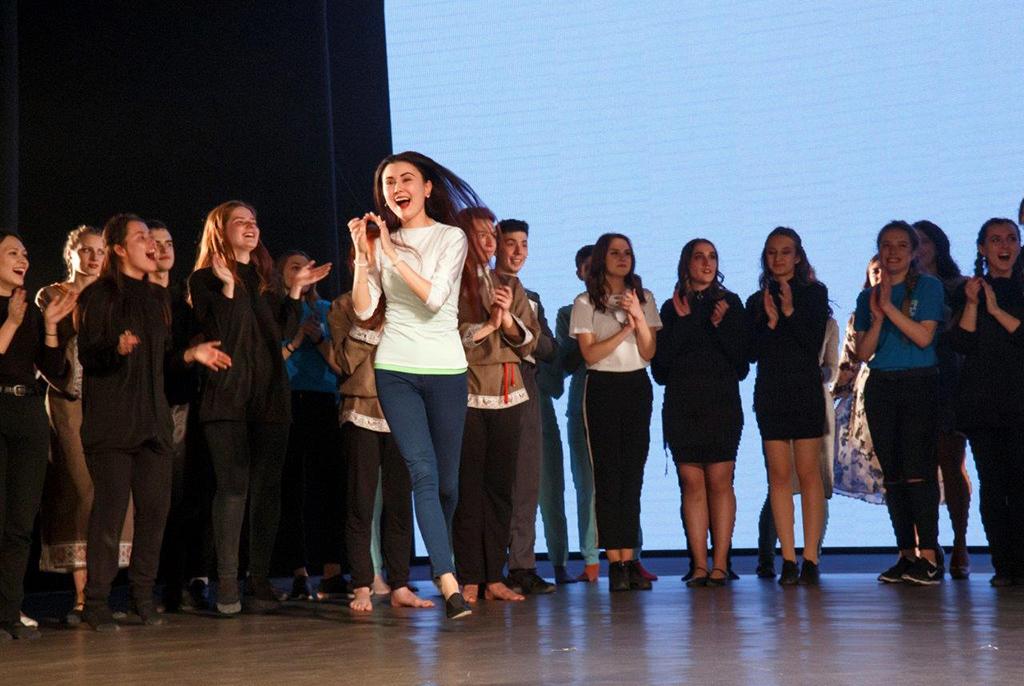 В ТУСУРе проходит юбилейный, 20-й конкурс «Студенческая весна»