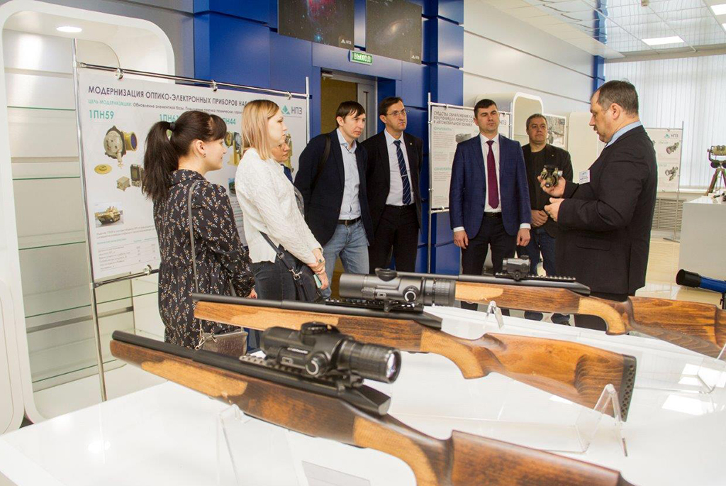 Студенты ТУСУРа будут участвовать в конструировании военной и специальной техники