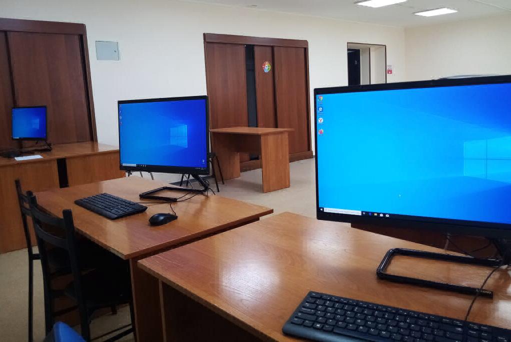 ТУСУР дооснастил общежития компьютерной техникой для занятий студентов