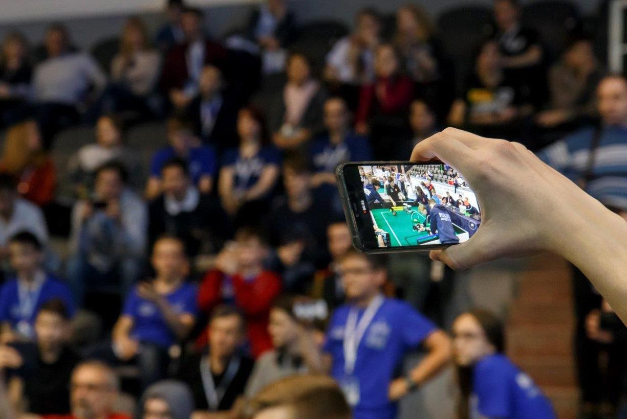 Российские команды могут пройти заочную квалификацию в лигах робосоревнований RoboCup