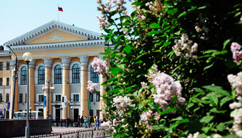 TUSUR a Golden League University in RUR: Russian Universities Ranking