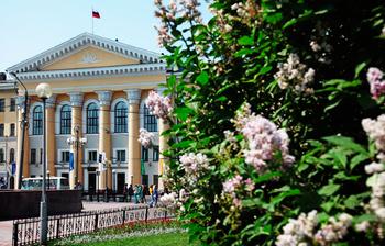 TUSUR a Golden League University in RUR: Russian Universities Ranking