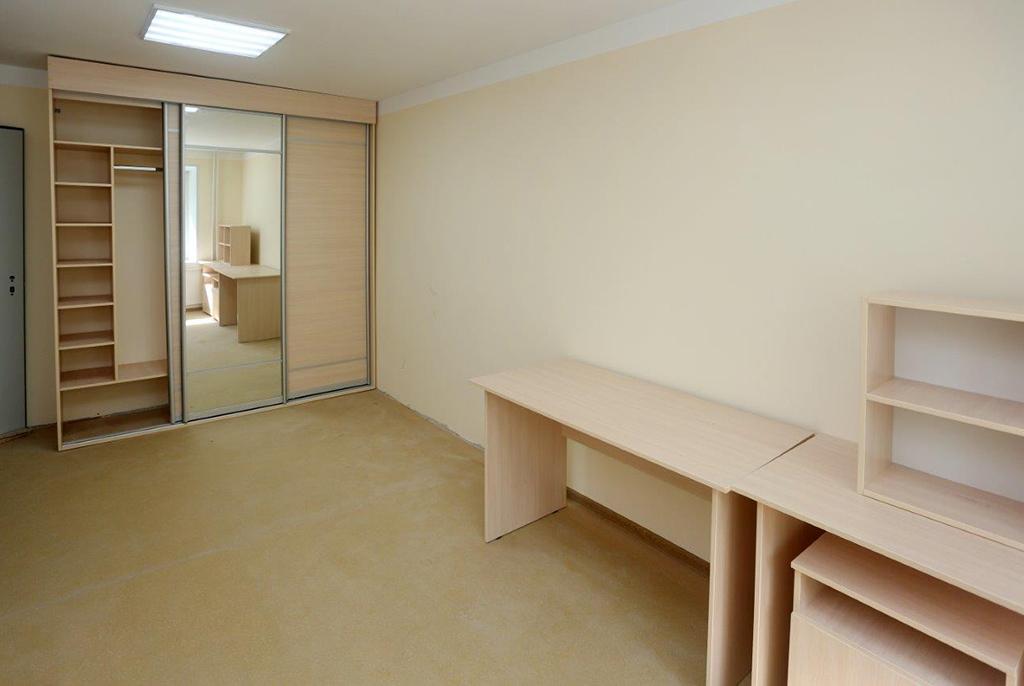 ТУСУР реализует комплексную программу по модернизации общежитий