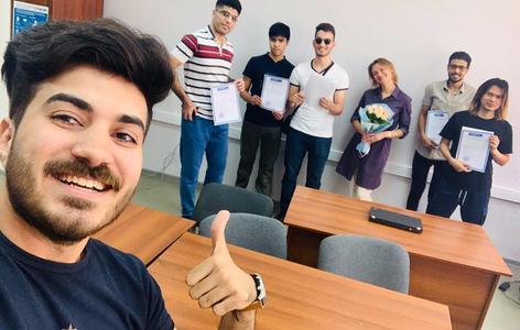 Больше половины выпускников-иностранцев факультета предвузовской подготовки ТУСУРа поступят в вуз по квоте