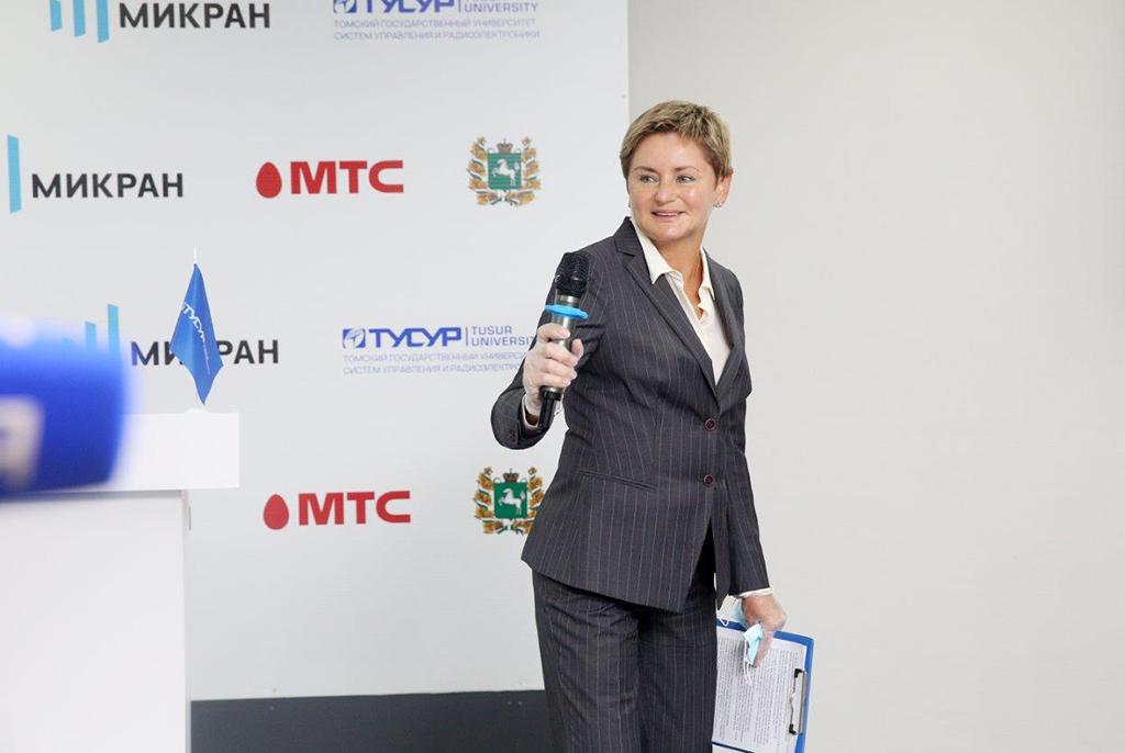 На базе ТУСУРа запущена первая вТомске тестовая зона 5G