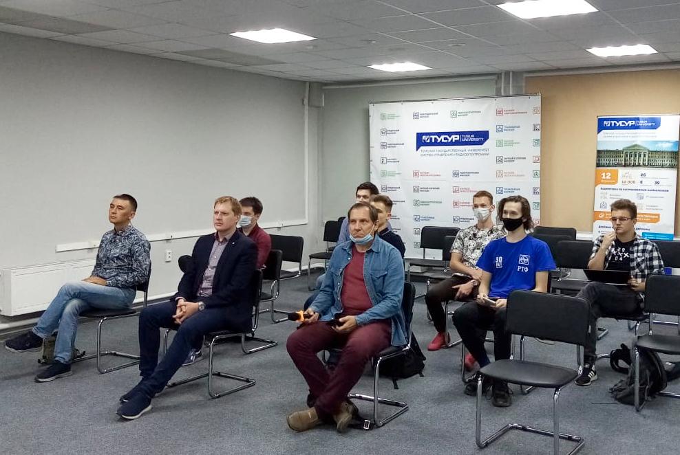 Представители ТУСУРа стали участниками онлайн-конференции госкорпорации «Роскосмос»