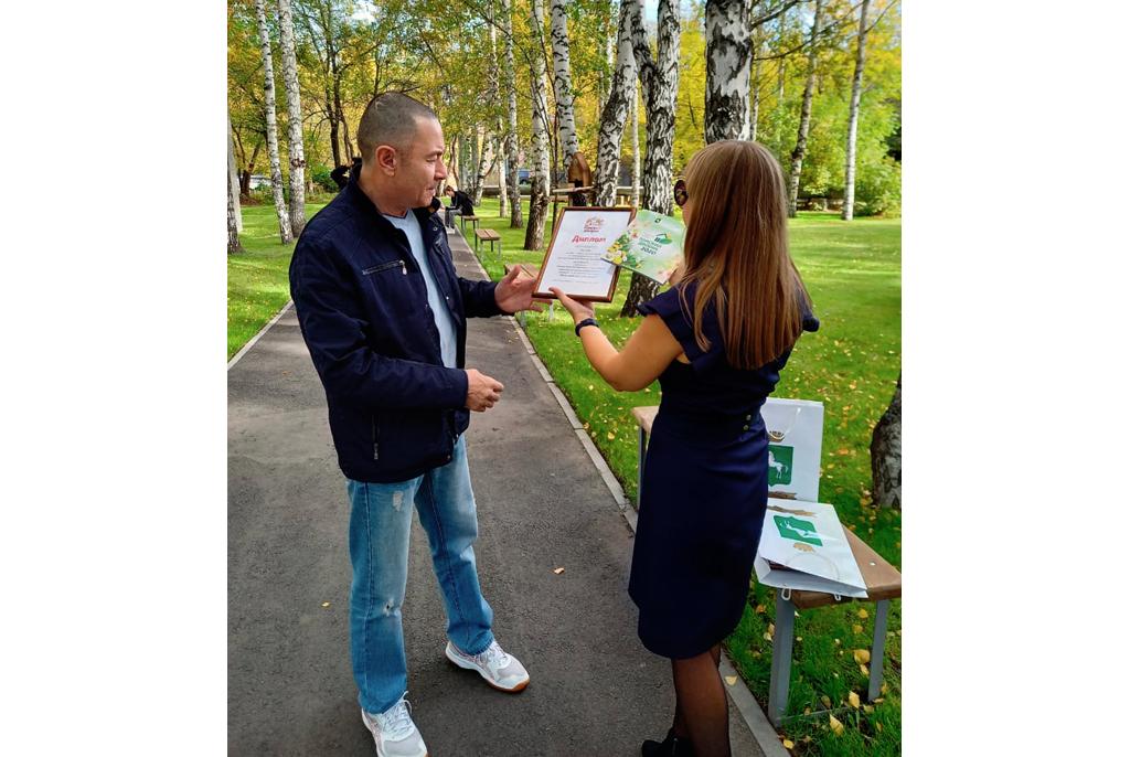 ТУСУР получил награды городского конкурса «Томский дворик»