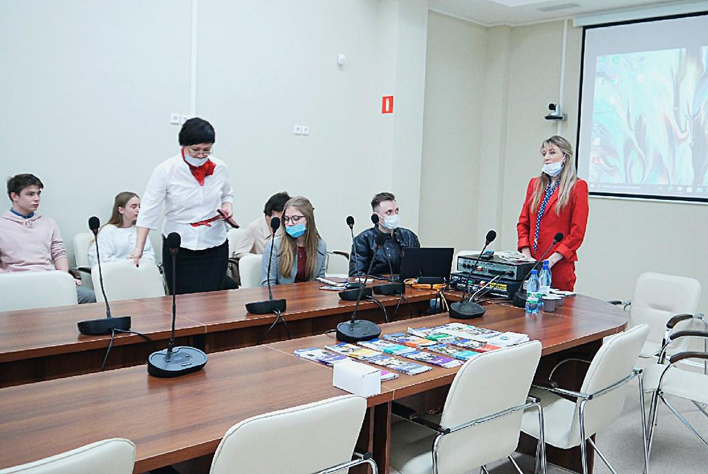 ТУСУР провёл профориентационное мероприятие для старшеклассников Томска совместно со школой «Интеграция»
