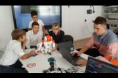 Социальный робот увеличит интерактивность дистанционных форматов обучения