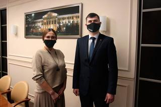ТУСУР расширяет сотрудничество с программой «Зелёные вузы России»