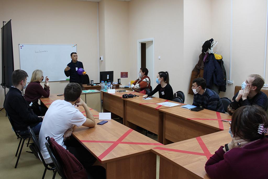 Клуб разговорного английского языка ТУСУРа открыл новый сезон 2020/2021