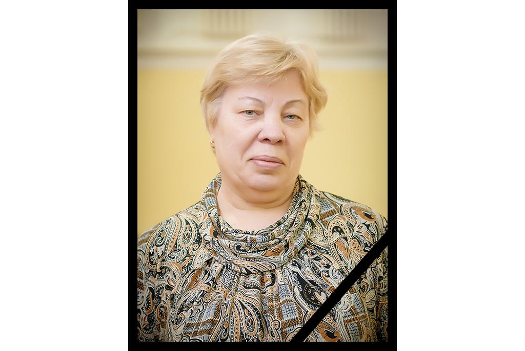 Ушла из жизни Ольга Ивановна Вельш
