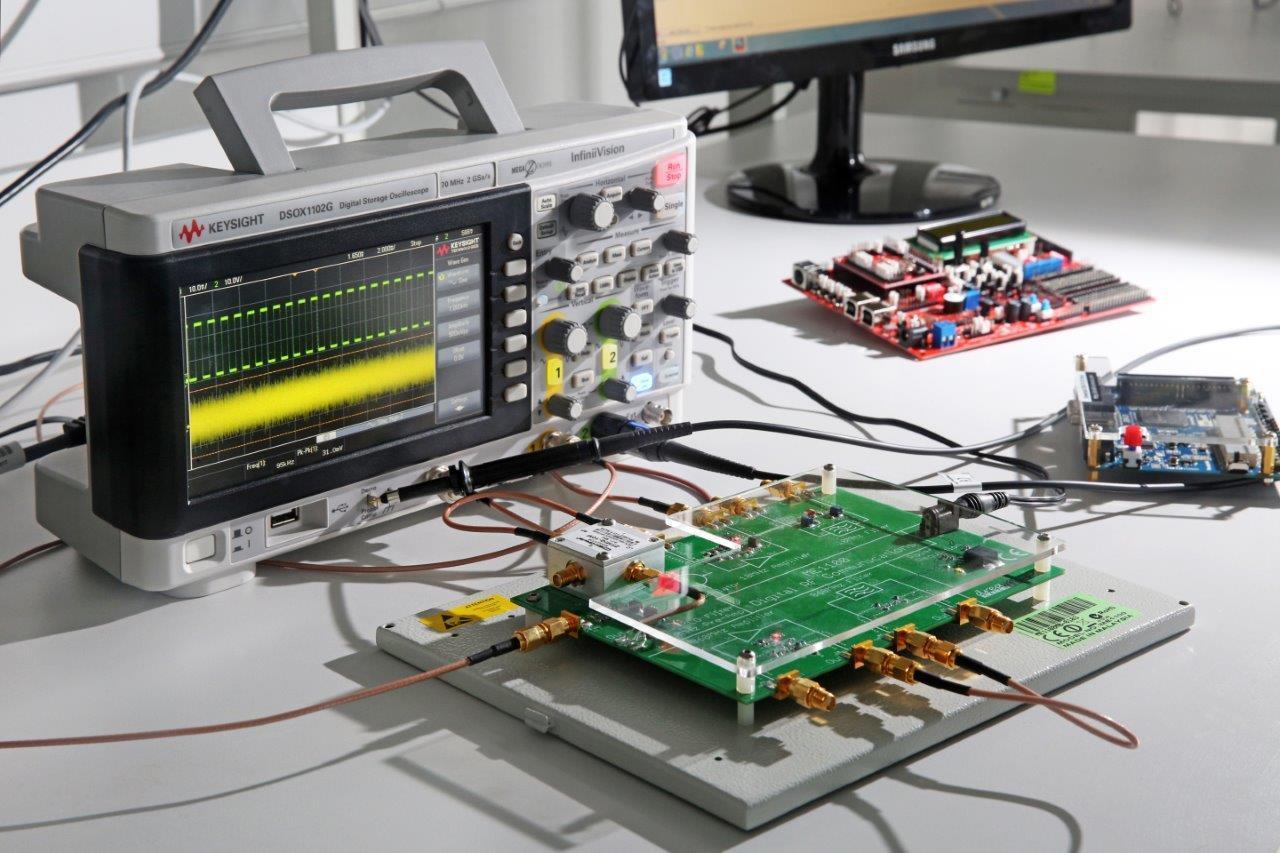 В ТУСУРе проходит международная конференция по электронным средствам и системам управления