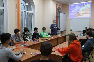 Осенняя сессия языковой школы проходит в ТУСУРе