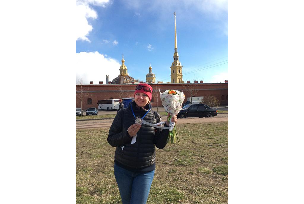 Гребцы ТУСУРа завершили сезон с медалями