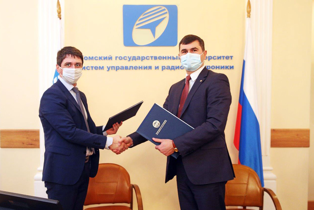 ТУСУР будет сотрудничать с АО «ТомскНИПИнефть»