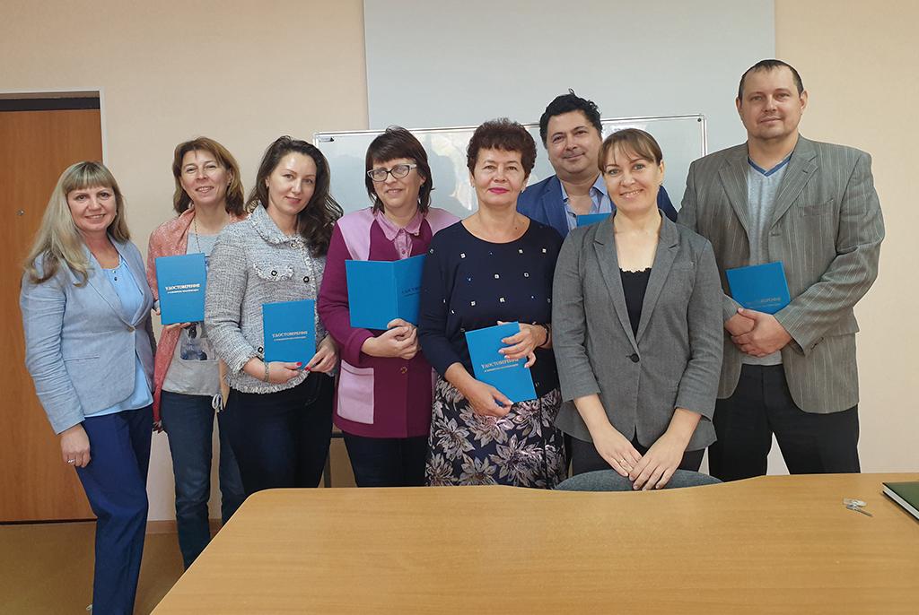 Центр иностранных языков и культур Lingva TUSUR приглашает на многоуровневые программы повышения квалификации