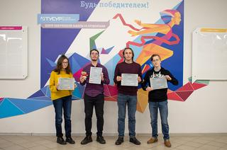 Тусуровцы стали третьими на Кубке первокурсника Томска