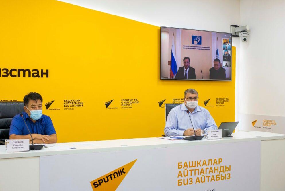 ТУСУР принял участие в образовательной акции в Кыргызской Республике