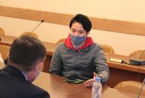 Представители японской компании SAMI посетили ТУСУР с визитом