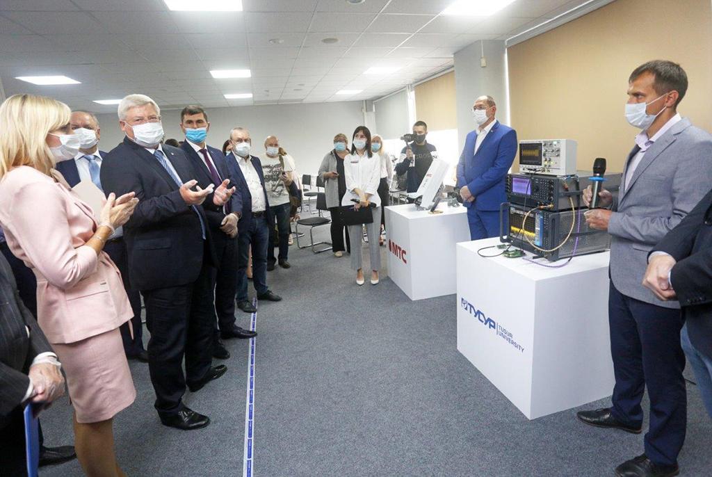 ТУСУР участвует в образовательной программе МТС по разработке IoT-устройств