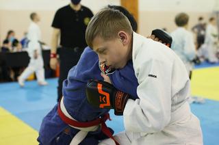 Тусуровский клуб дзю-дзютцу занял первое место на областном Кубке