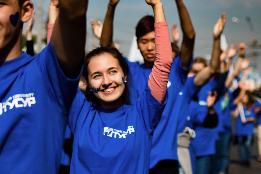 Студентов ТУСУРа приглашают принять участие в премии «Студент года»