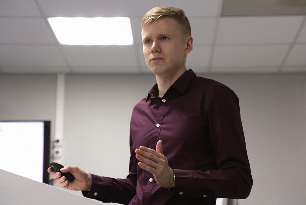 В Точке кипения ТУСУРа рассказали об особенностях беспроводной связи и IoT