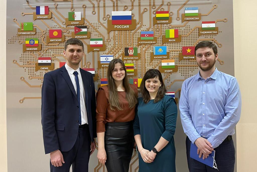 Студенты ТУСУРа встретились с представителями Ижевского радиозавода