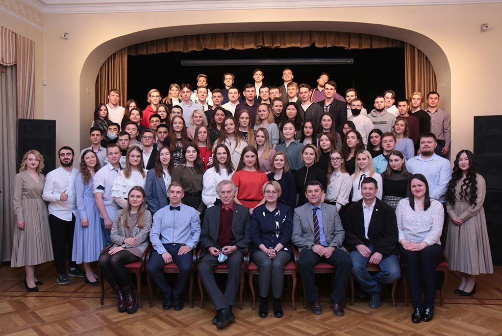 Кафедра РТС в одиннадцатый раз отпраздновала День кафедры