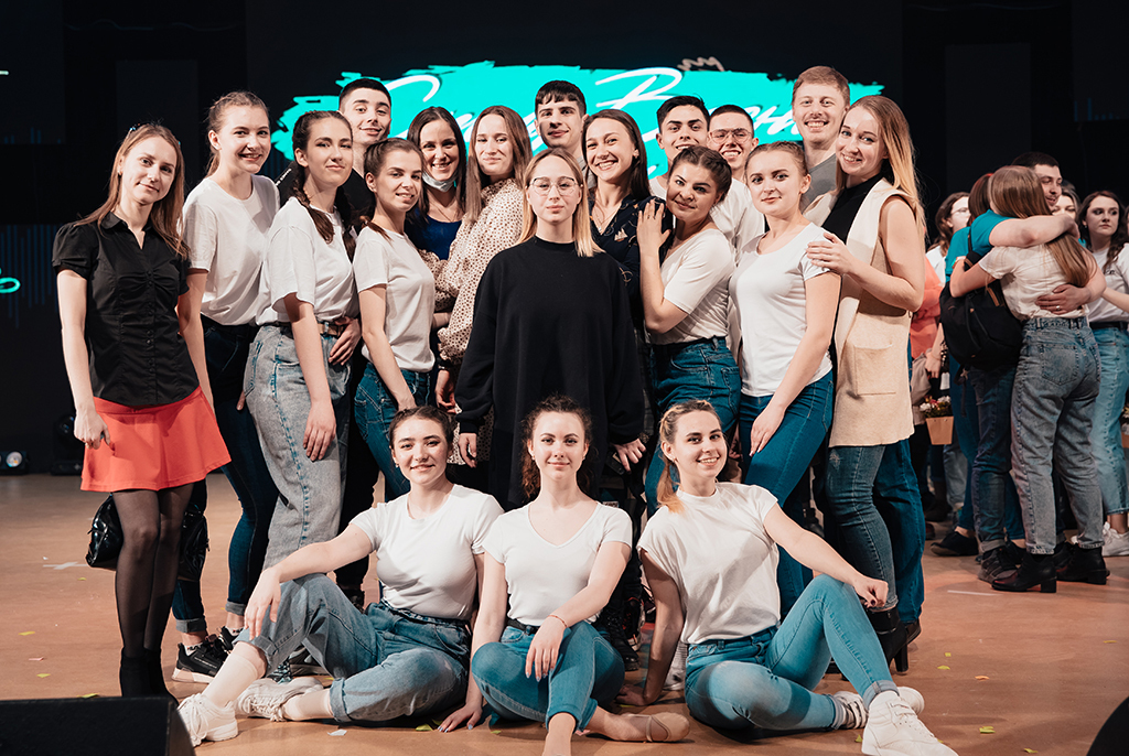 ТУСУР – победитель Томской студенческой весны