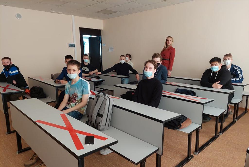 ТУСУР принял участие в акции «Дети России – 2021»
