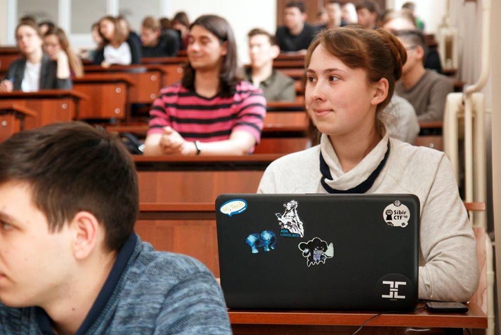 Двадцать пять студентов со всей России выступят с докладами об инфобезопасности в ТУСУРе