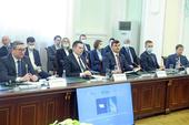 Ректор ТУСУРа выступил модератором на выездной сессии Веронского евразийского экономического форума
