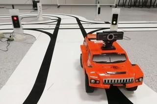 Российский этап чемпионата «РобоТраффик» пройдёт на площадке RoboCup Russia Open