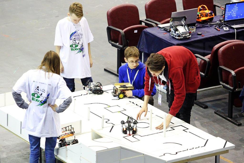 Сегодня стартует российский этап международного чемпионата по робототехнике RoboCup