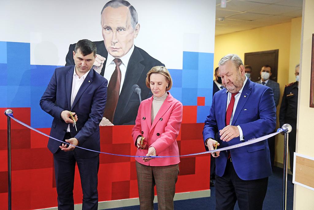 В ТУСУРе открыт первый центр «Кибербезопасность»
