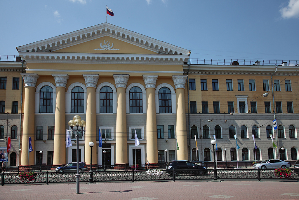 Ректор ТУСУРа примет участие в Петербургском международном экономическом форуме