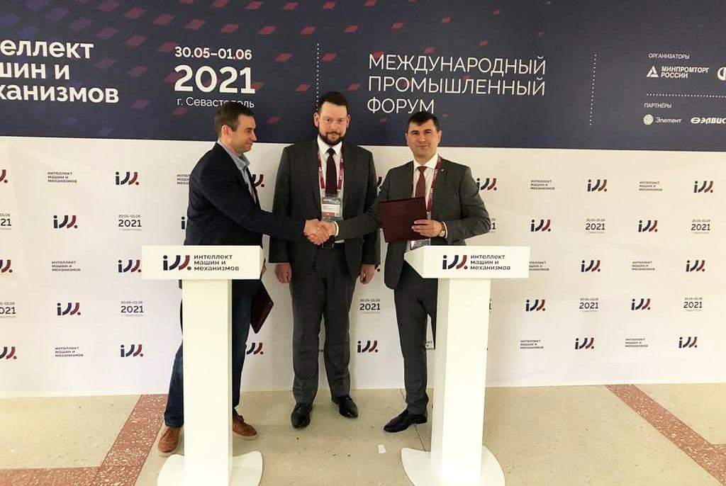 ТУСУР и АО «Русатом Микроэлектроника» подписали соглашение о сотрудничестве