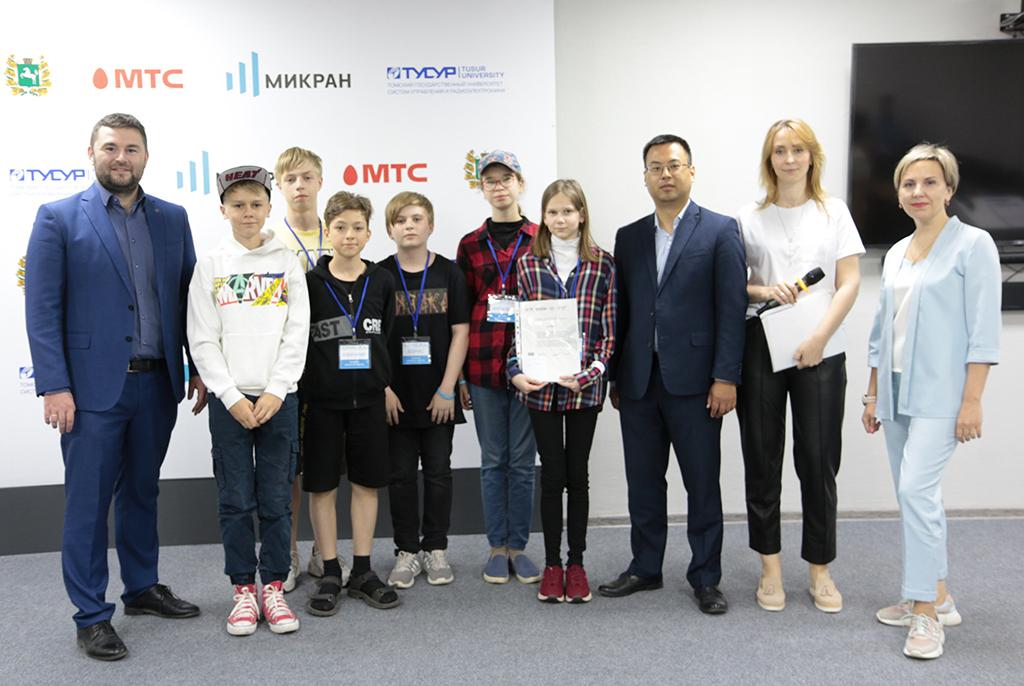 ТУСУР порекомендовал пятерых томских школьников к участию в«Архипелаге 2121»