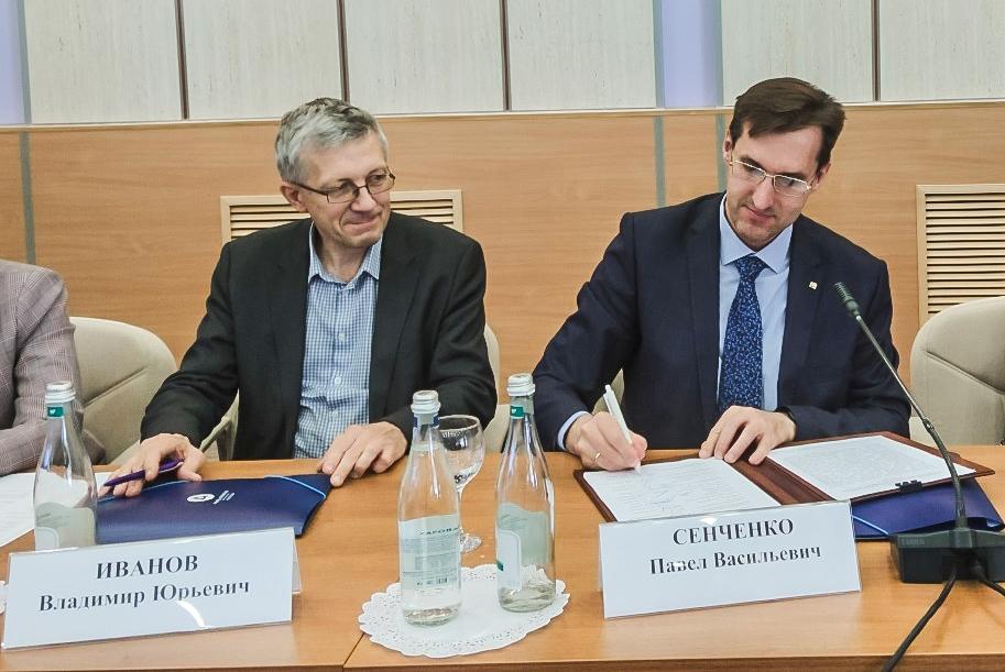 ТУСУР подписал меморандум сРосатомом и ВНИИЭФ о совместной деятельности