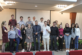 Студенты ТУСУРа представили бизнесу свои проекты в виде стартапов